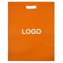 Custom 70G Non-woven Die Cut Tote Bag (5 Sizes), Silkscreen