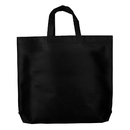 Opromo Non-woven Carrrying Shopping Grocery Tote Bag(3 Sizes)