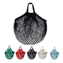 Opromo Cotton Net String Bag Organizer for Grocery, Shopping, Beach, Fruit, Vegetable