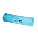 Customized 400D Polyester Rectangle Pencil Case, 8