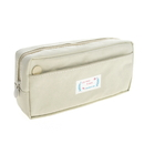 Blank Students Super Large Capacity peluche velvet Pencil Case, 8-1/4