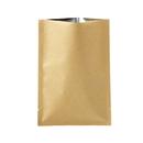 100 PCS 1 oz Kraft Foil Flat Pouch, 3 1/2
