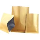 100 PCS 1.5 oz Kraft Foil Flat Pouch, 4