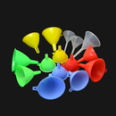 Matching Plastic Funnels for Spouted Stand up Pouch ( 6mm / 8.2mm / 8.6mm / 15mm )