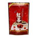 50 PCS 4 oz Stand Up Pouch with Zipper, Good for Black Tea Packaging