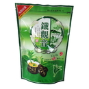 50 PCS 8 oz Stand Up Pouch with Zipper, Good for Tieh-Kuan-Yin Packaging
