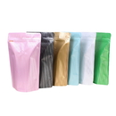 (Price/50 PCS) Aspire 4 OZ Coffee Bags With Degassing Valve And Ziplock, Custom Order & Wholesale Price, FDA Compliant