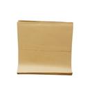(Price/100 PCS) Aspire Wax Paper Flat Kraft Bags, Greaseproof Paper Bags, Paper Sandwich Bags