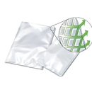 (Price/100 PCS) Nylon Food Saver Bags, Vacuum Sealer Storage Bags, One side clear,Reintubation Film, 5 mil