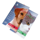 Custom Pet Food Packaging Stand up Pouches w/ Ziplock, 10 Mil