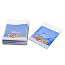 (Price/50 PCS) Aspire Christmas Cellophane Bag, Treat Bags, Self Adhesive Cookies Bags
