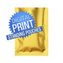 Digital Printing Custom Health Tea Stand Up Pouch Bags, Digital Printing Custom Herbal Packaging Pouch, 4.7mil, Low Minimum