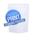 Digital Printing Custom Energy Boost Stand Up Pouch Bags, Digital Printing Custom Original Herbal Packaging Pouch, 4.7mil, Low Minimum, Long Leadtime