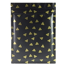 (Price/ 100 PCS) Aspire Foil Lined Flat Ziplock Bags, 4.5 mil