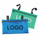 Customized 210D Nylon Walker Accessory Bag, 14