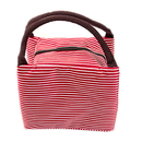 Blank Colored Stripes Oxford Aluminum Film Insulation Bag Preservation Ice Bag-9