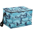 Blank Camouflage Oxford Aluminum Film Insulation Bag Preservation Ice Bag-13 3/8