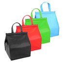 Aspire Non Woven Large Insulated Tote Bag Reuseable Grocery Thermal Bag for Ice Cream, Seafood, Cake, Hot Pot, Pizza