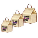 Custom Insulated Grocery Tote Bag Seafood Frozen Food Cake Freezer Bag Fresh-keeping Bag