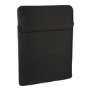 Blank Neoprene Wraparound Sleeve Use for Ipad, 9-3/8