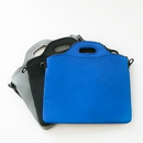 Blank Neoprene Laptop Briefcase with Retractable Shoulder Straps, 12 1/2