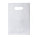 Blank Oxo-Biodegradable Die Cut Bag - Long Leadtime, 12