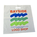 Logo Printed Plastic Die Cut Bag/Merchandise Bags, 17.75