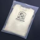 Custom Frosted Slider Reclosable Bag Zipper Plastic Bags, 10 1/2