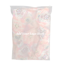 Custom Frosted Slider Reclosable Bag/Zipper Plastic Bags, 12