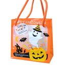 Small Plastic Shopping Tote Bag/Goody Bags for Halloween, 4 1/4