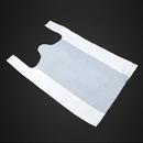 Blank 1.0 Mil Large T-Shirt Bags, 16