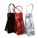 Wine/Champagne Ice Bag with Handle, Portable and Durable