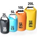 PVC Waterproof Dry Bag (2L/5L/10L/15L/20L/30L)