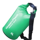 Custom 5-Liter Durable Waterproof Dry Sack with Shoulder Strap