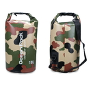 Blank 10-Liter Durable PVC Waterproof Camo Dry Bag (2L/5L/10L/15L/20L/30L Available)