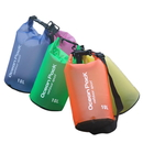 Custom 10-Liter Durable Waterproof Dry Sack with Shoulder Strap