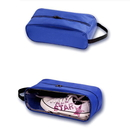 Blank Polyester Dust-proof Shoe Bags with Clear View Window, 13