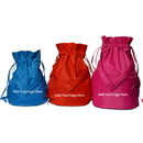 Custom Kids Waterproof Dance Bags w/Shoulder Strap Drawstring School Backpack (S/M/L)
