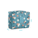 Blank Multi-function Makeup Cosmetic Bag Toiletry Travel Kit Organizer, 8.3