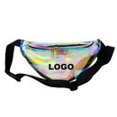 Custom Clear Transparent Waist Pack Bum Bag Beach Purse Personalized Fanny Pack