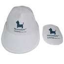 Custom Foldable Non-Woven Baseball Hat, One Color Printed