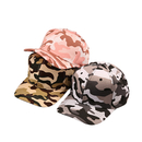 Opromo Mens Womens Army Military Camo Cap Baseball Casquette Camouflage Hats