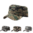Opromo Digital Camo Cotton Low Profile Adjustable Military Cap Cadet Army Caps