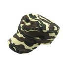 Opromo Kid's Trendy Military Cadet Cap Youth Children Camouflage Camo Army Cap