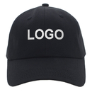 Custom Baseball Cap Unconstructed Cotton Dad Hats Personalize Embroidered Hat