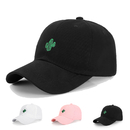 Opromo Cactus Embroidered Dad Hat Baseball Cap Polo Style Adjustable Unconstructed