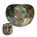 Custom Foldable Nylon Cowboy Hat, Full Colors Printed