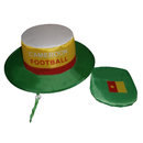 Custom Folding Nylon Magic Hat, Party Favor, One Color Printed