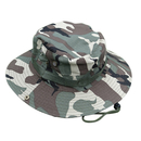 Opromo Outdoor Camouflage Wide Brim Military Bucket Hat Mens Fishing Bonnie Hats
