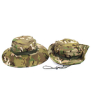 Opromo Kids Camouflage Boonie Bucket Hat Fishing Hats Childs Summer Beach Sun Hat